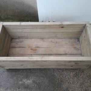 jardinera fusta